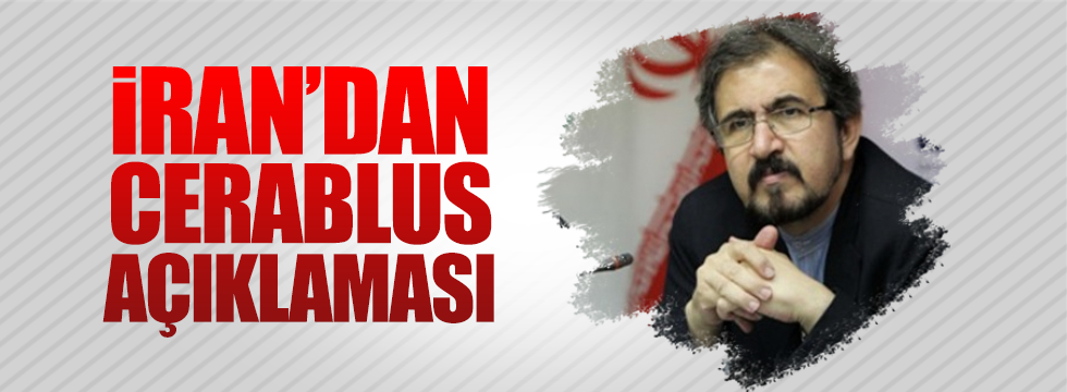 İran'dan 'Fırat Kalkanı' açıklaması