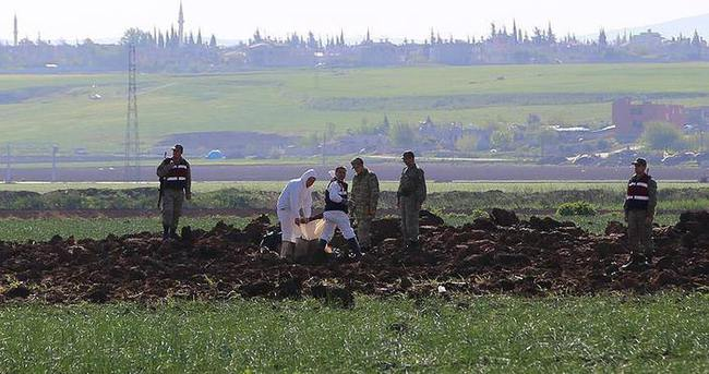 Havan mermisi düştü: 3 asker yaralı