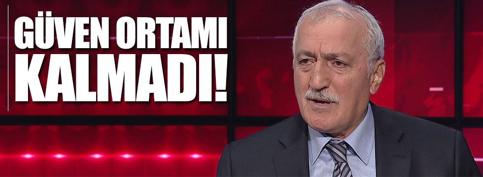 Saadettin Tantan'dan terör açıklaması!