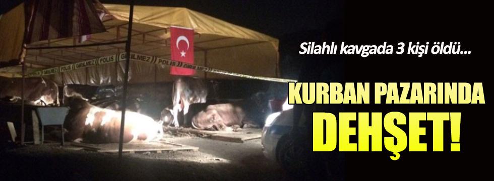 İzmir'de silahlı kavga: 3 ölü