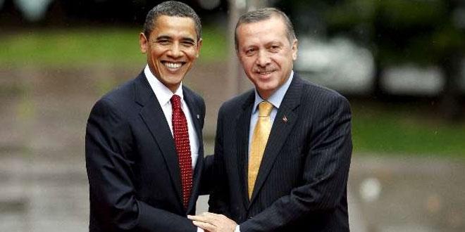 Erdoğan ile Obama'dan sürpriz görüşme
