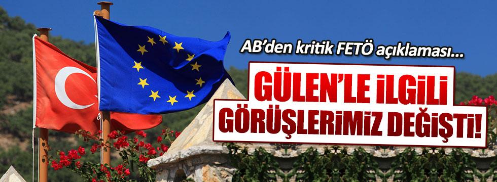 AB Dış İlişkiler Komitesi Başkanı Elmar Brok'ten kritik Gülen açıklaması!