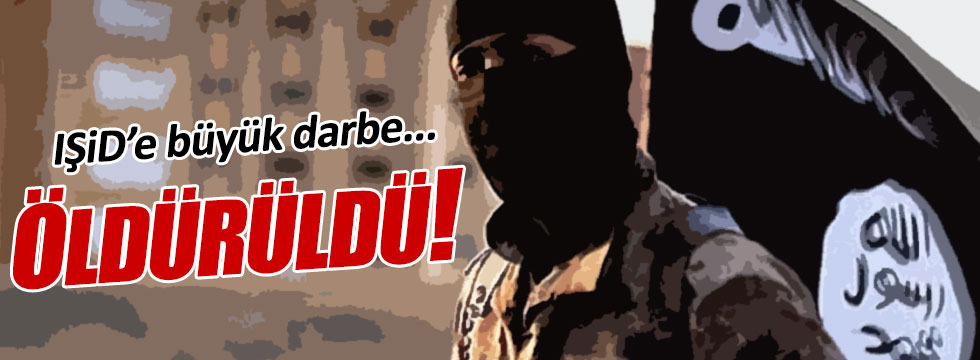 IŞİD Sözcüsü Ebu Muhammed Adnani öldürüldü!