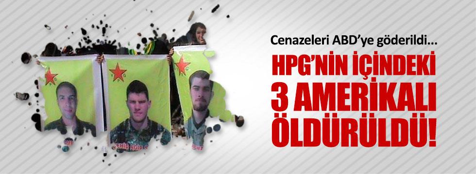3 ABD'li YPG'li Menbic'te ölmüş