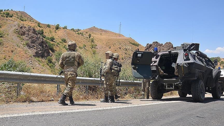 Elazığ'da 'özel güvenlik bölgesi' uygulaması