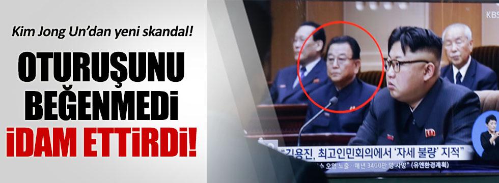 Kim Jong Un, oturuşunu beğenmediği için Başbakan Yardımcısını idam ettirdi!