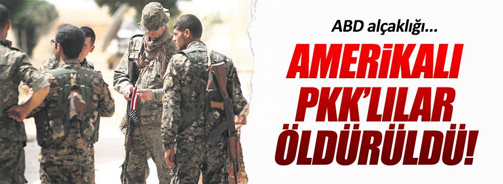 ABD-Pkk Suriye'de stratejik ortak oldu