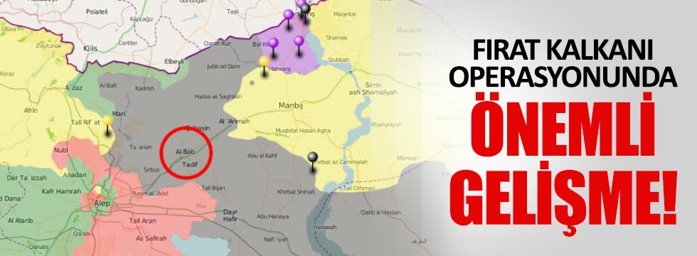 Türkiye, El Bab'da devreye girebilir