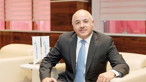 Türk Telekom CEO'su istifa etti