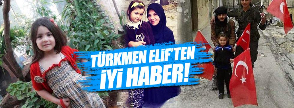 Türkmen Elif Türkiye'ye geliyor