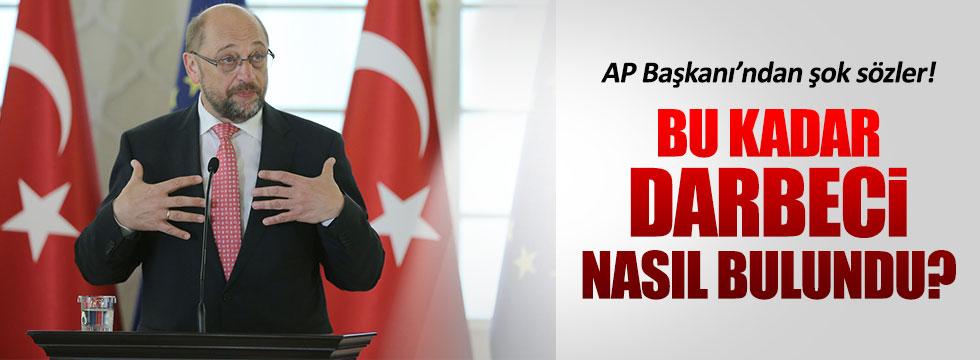 AP Başkanı'ndan şok açıklamalar