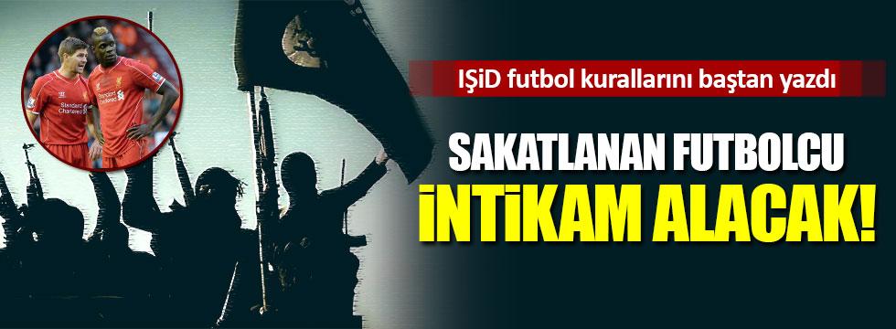 IŞİD'ten yeni futbol kuralları!