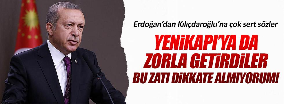Erdoğan'dan Kılıçdaroğlu ve Efkan Ala açıklaması