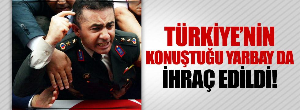Yarbay Mehmet Alkan da ihraç edildi