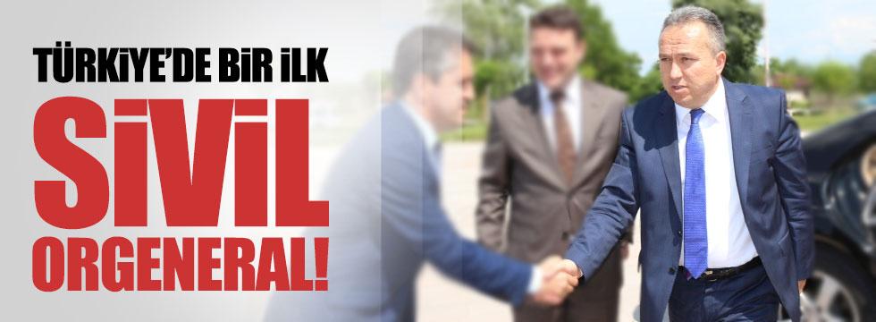 Türkiye'nin ilk sivil orgenerali, Vali Fidan