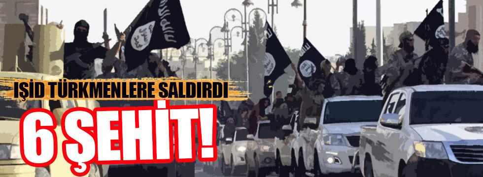 IŞİD Türkmen köyüne saldırdı