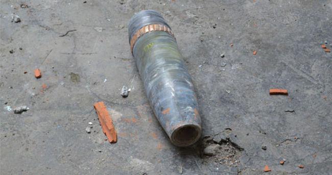 Kilis'e üç roket mermisi düştü