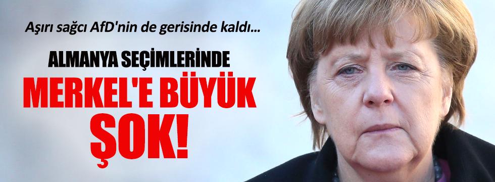 Angela Merkel'in göçmen politikası sınıfta kaldı