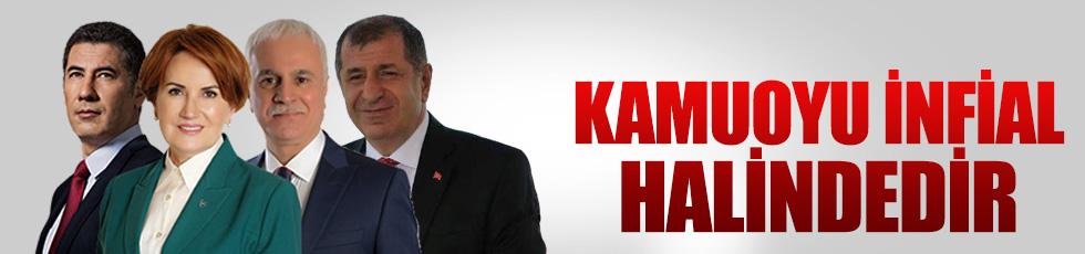 MHP Genel Başkan Adaylarından gözaltılara tepki