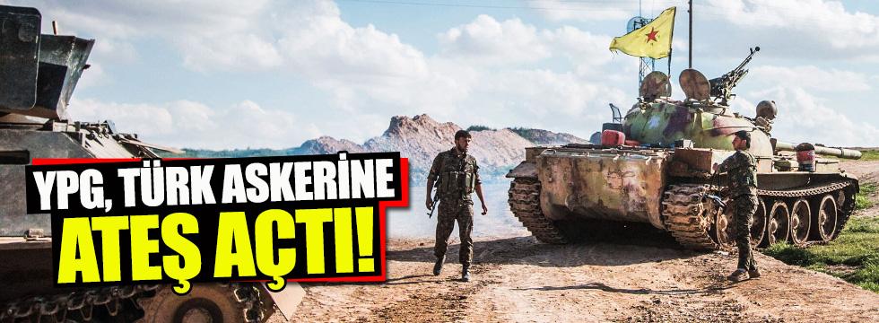 Reuters: YPG, sınır karakoluna ateş açtı