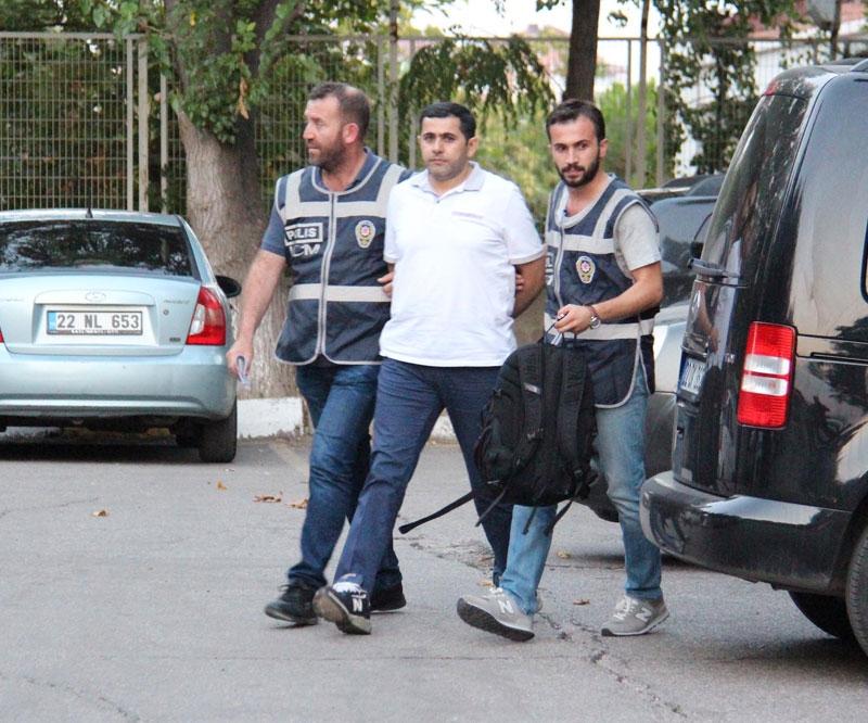 İş adamı Abdullah Büyük tutuklandı