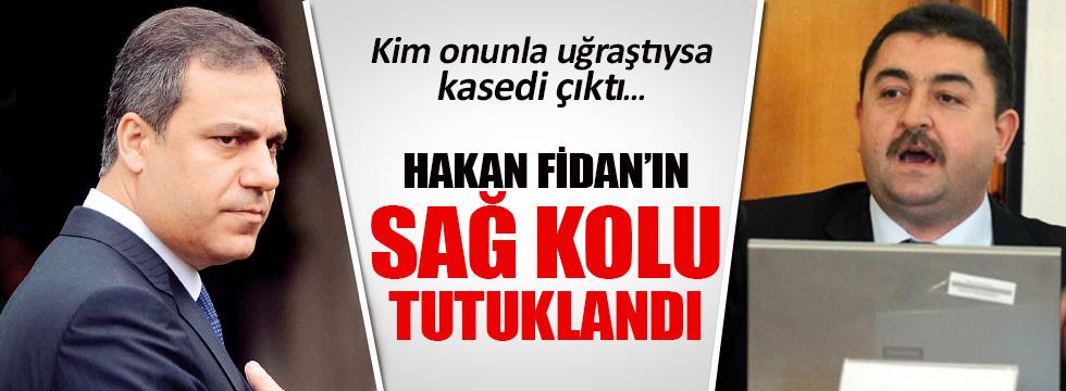 Fidan'ın sağ kolu Basri Aktepe tutuklandı