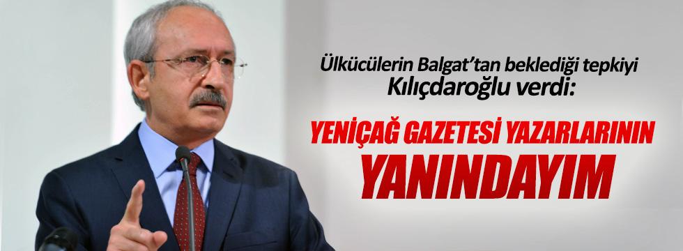 Kılıçdaroğlu:  Adnan İslamoğulları ve Kürşad Zorlu'nun yanındayım