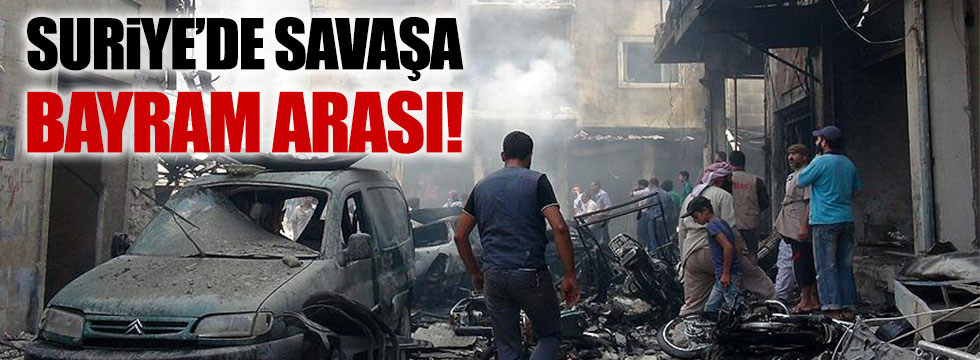 ABD ve Rusya, Suriye'de el sıkıştı