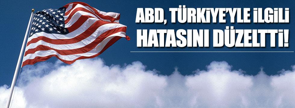 ABD'den Türkiye'yle ilgili 'Kayyum' açıklamasına düzeltme
