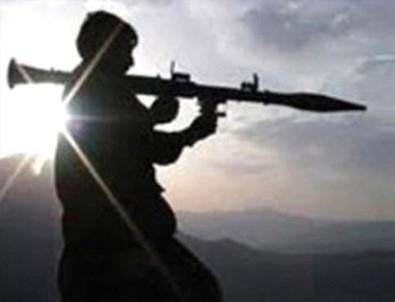 Bingöl'de roketatarlı saldırı
