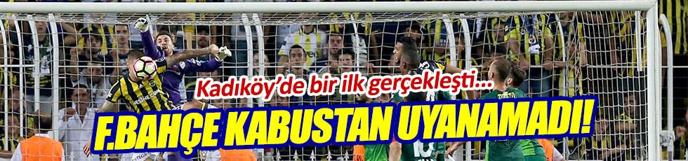 Fenerbahçe'ye bir darbe de Bursaspor'dan