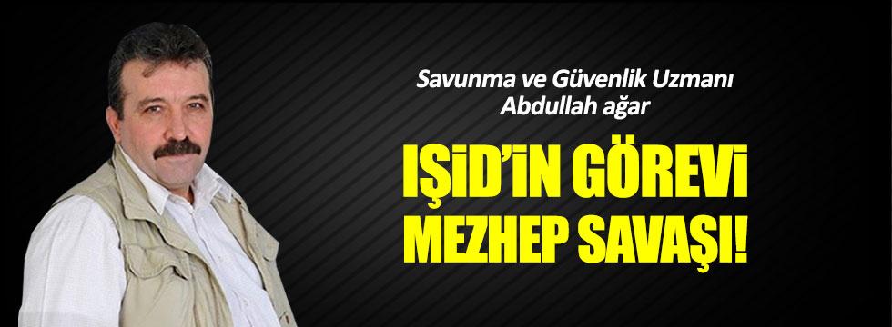 Terör Uzmanı Abdullah Ağar'dan Suriye yorumu