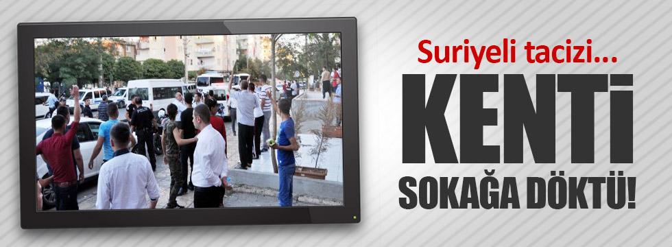 Gaziantep'te Suriyeli gerginliği