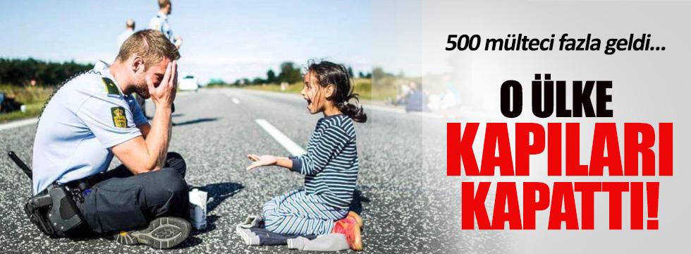 Danimarka'ya yılda 500 kişi fazla geldi
