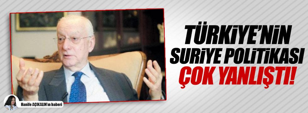 Türkiye'nin asla Suriye'de kalmak gibi bir derdi yok!