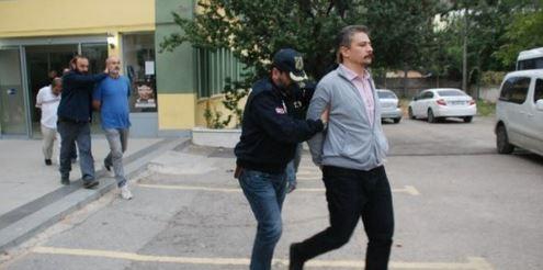 HDP'li üst düzey yönetici tutuklandı