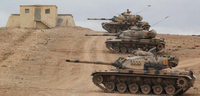 Suriye sınırında hareketlilik!