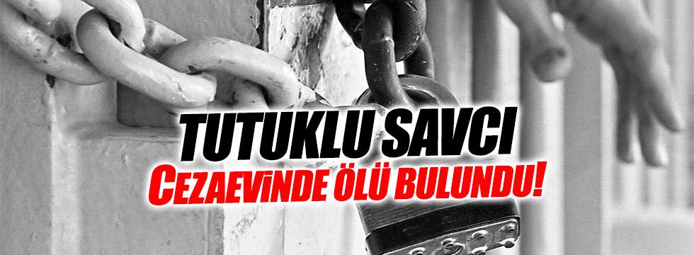 Tutuklu savcı Seyfettin Yiğit intihar etti