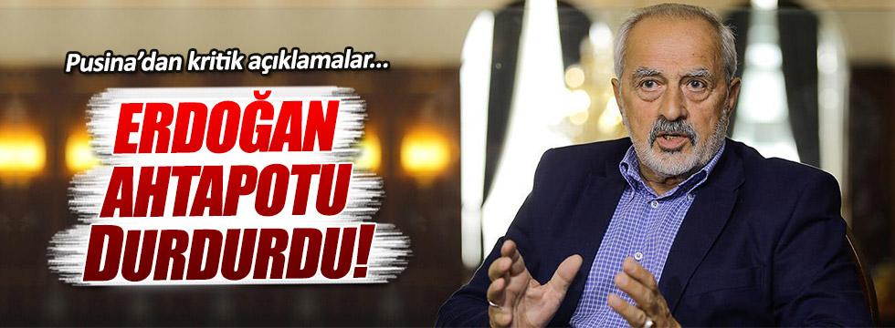 Eski Bosna Hersek İçişleri Bakanı Pusina'dan FETÖ yorumu