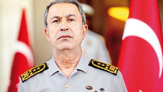 Akar: 'Ordu içine gizlenen hainler ayırt edildi'