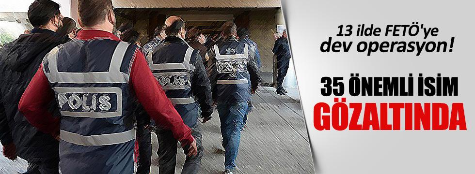 KOSGEB il müdürleri gözaltına alındı