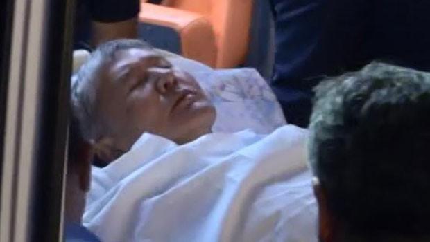 Atambayev İstanbul'da rahatsızlandı!