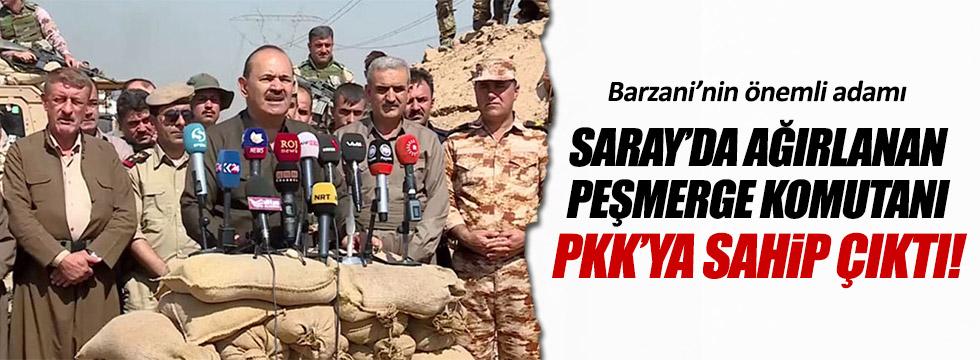 Peşmerge kuvvetleri Generali Westa Resul'dan küstah açıklama