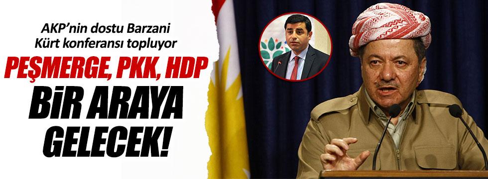 Peşmerge, PKK ve HDP bir araya geliyor!