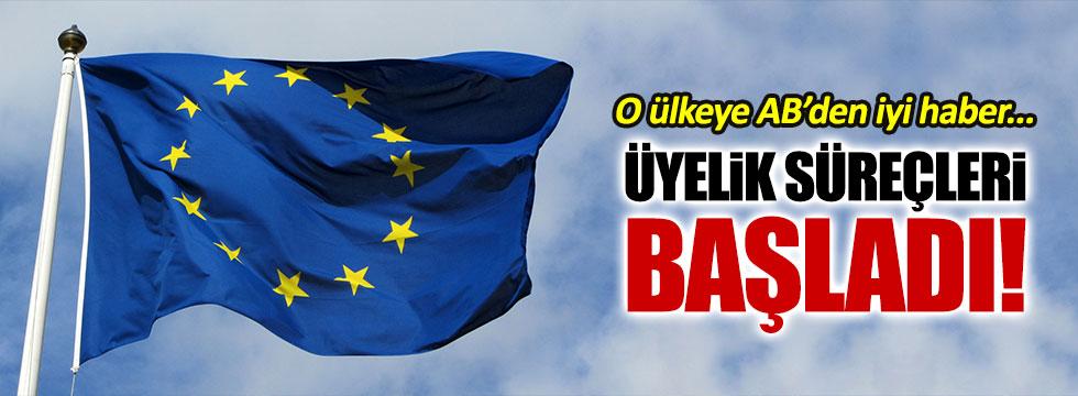 Bosna Hersek'in AB üyelik talebi kabul edildi
