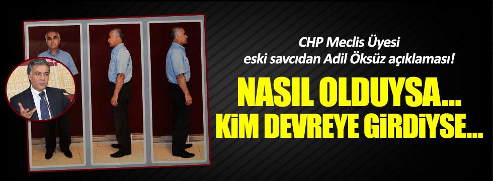 CHP'li Ali Özgündüz'den kritik Adil Öksüz açıklamaları