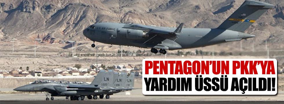 51. eyalette PKK için 'yardım üssü!'