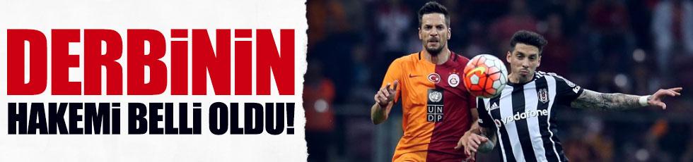 Galatasaray – Beşiktaş derbisi Palabıyık'ın