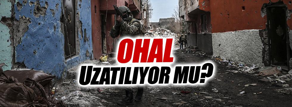 AKP OHAL'i uzatıyor mu?