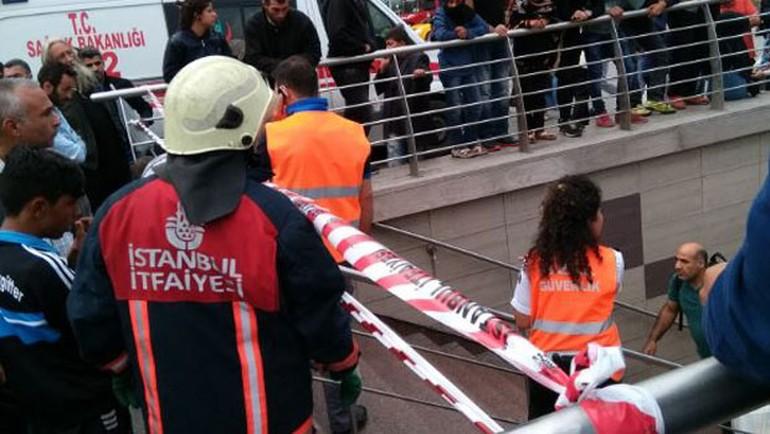 İstanbul'da olağanüstü önlem! Metro kapatıldı